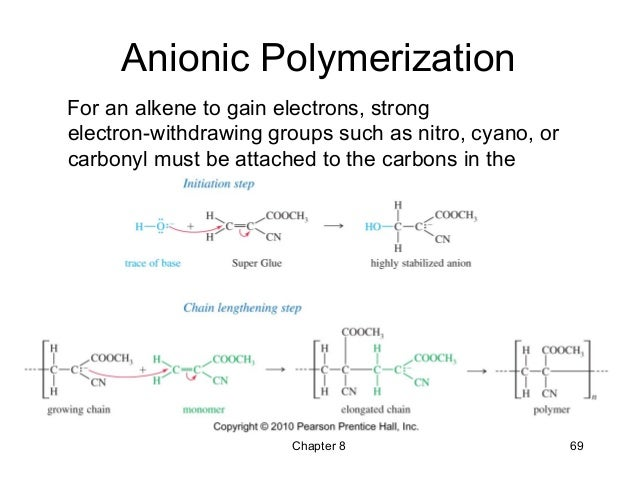 how to detect the presence of carbanion or carbocation