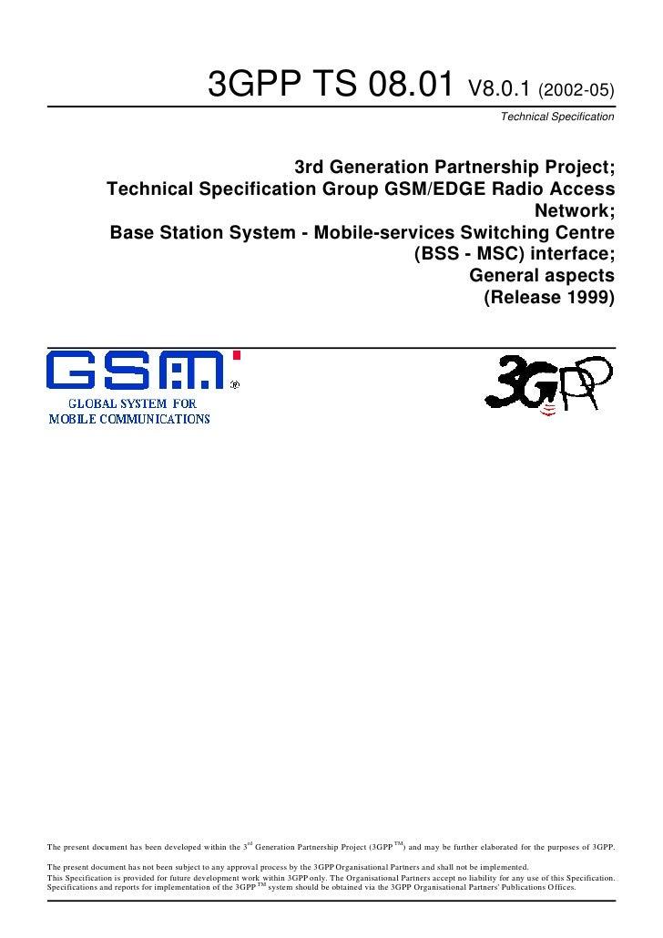 3GPP TS 08.01 V8.0.1 (2002-05)                                                                                            ...