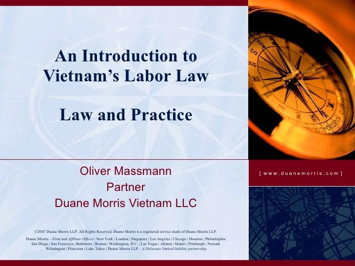 080120 Labour Law Presentation