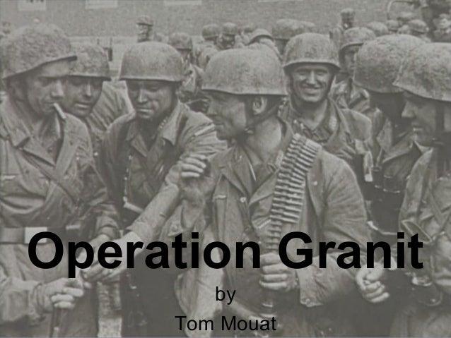 080228 Operation Granit