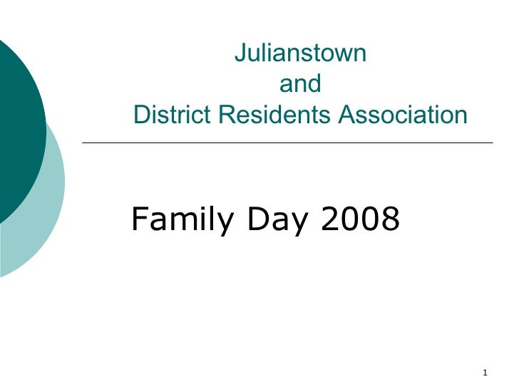 Julianstown  and  District Residents Association Family Day 2008