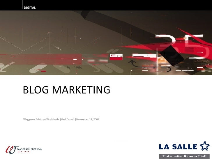 081118 - Blog Marketing