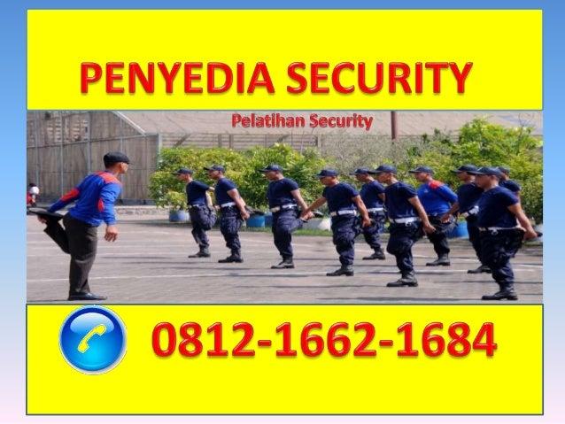 Security (surabaya) PT Pasifik Teknologi Indonesia