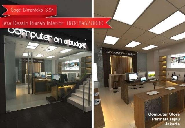 0812 8462 8080 tsel jasa desain rumah murah minimalis for Design interior di jakarta utara