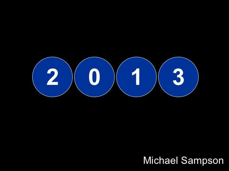 2013: The Future of Collaborative Work