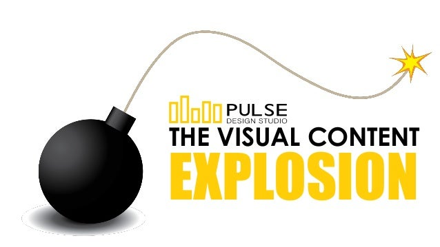 THE VISUAL CONTENT EXPLOSION