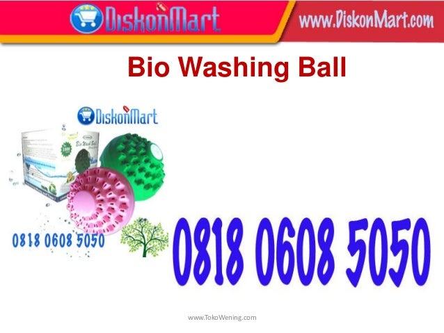 balls for washing machine