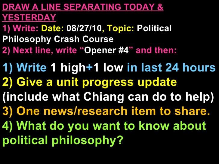 082710 gov team political philosophy    50m
