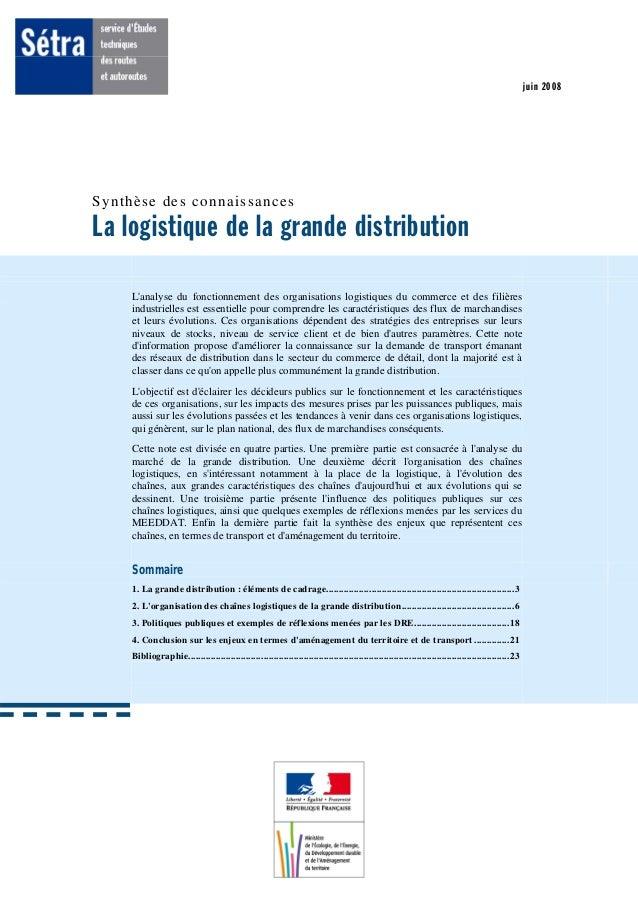 0835w logistique grande_distribution