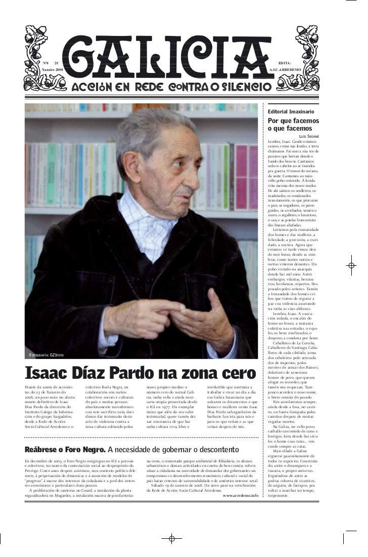 Nº 0 xornal Galicia