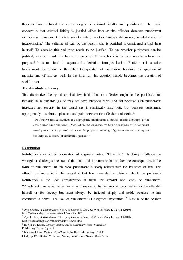 causation in criminal law essay Moreover the imposition of penalties in civil law and of punishments in criminal law causation and responsibility an essay in law law, causation and common.