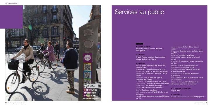 Tome 7 : Services au public
