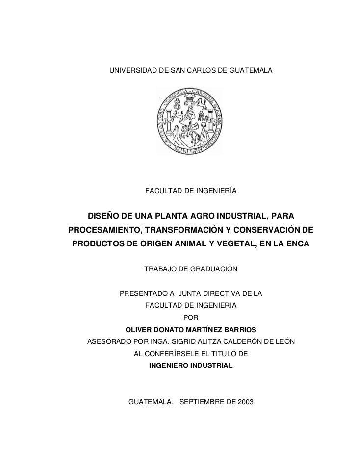 disposicion de planta pdf free