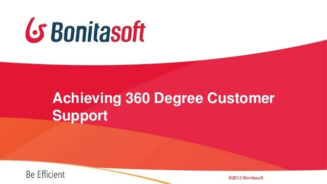 Achieving 360 Degree Customer Support with Business Process Management