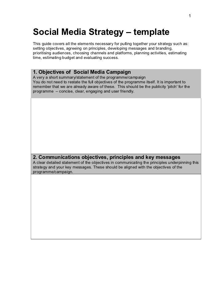 08c.Social media strategy template