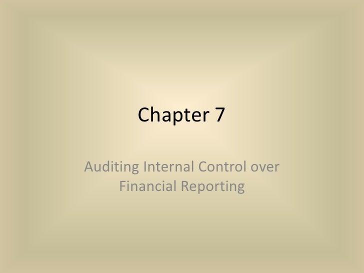 Intergrated Audit