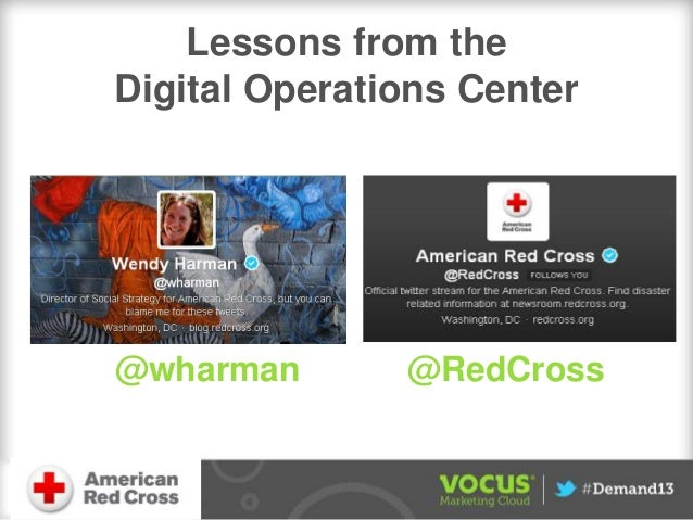 Lessons from the Digital Operations Center