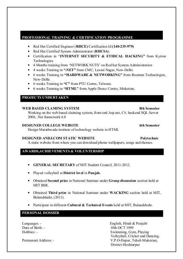 Nikhil Resume
