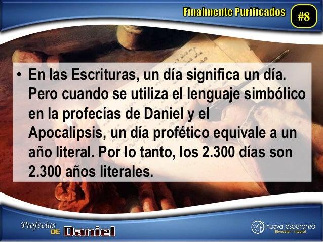Profecia Daniel y Apocalipsis Daniel y el Apocalipsis