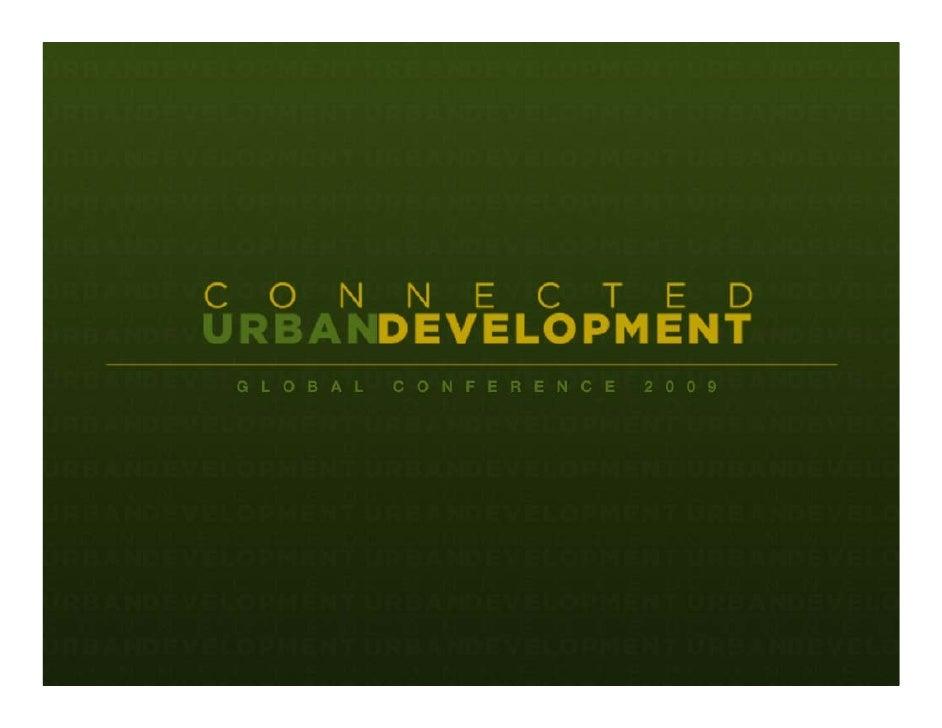JD Stanley, Cisco - A Platform for Urban Services
