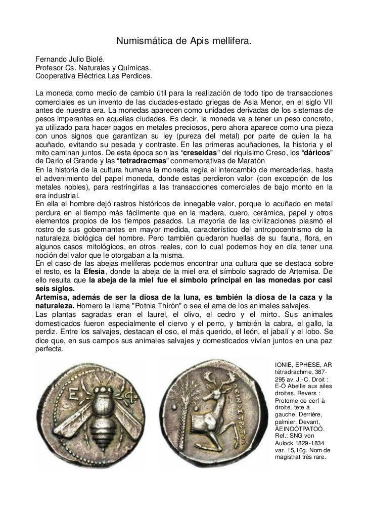 08 numismatica apis_mellifera