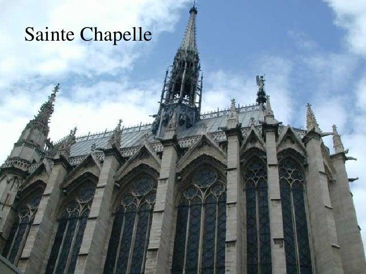Sainte Chapelle<br />