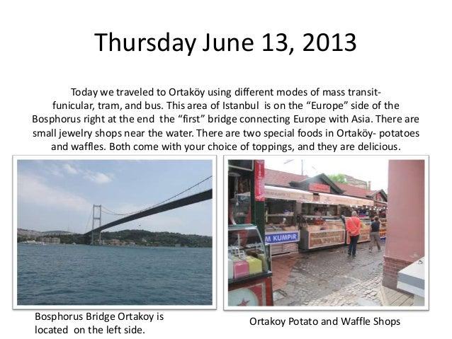 08 savel istanbul untour june 13 and june 14, 2013
