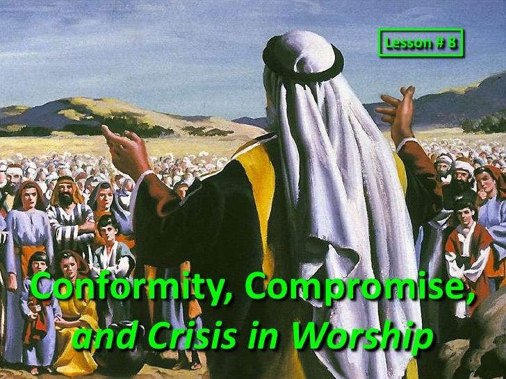 08 worship crisis