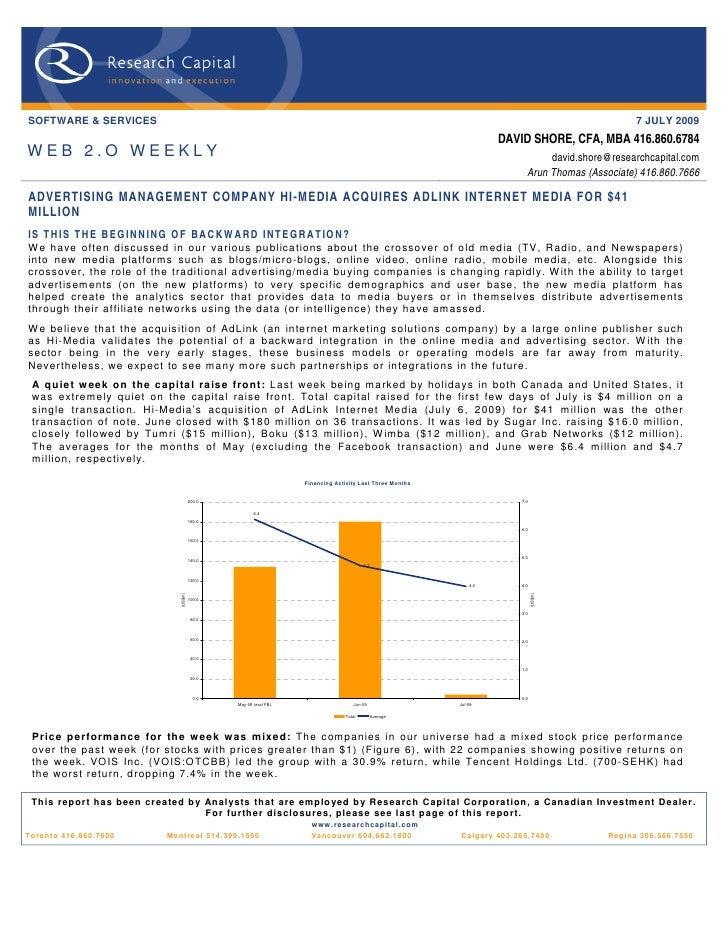 09 07 07 Web 2.0 Weekly