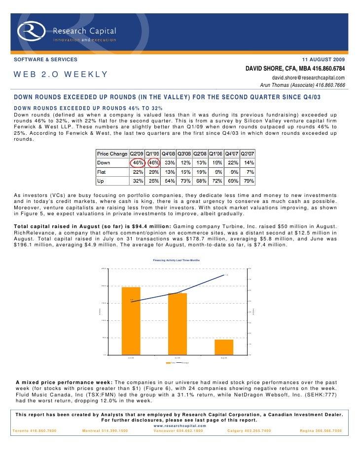 09 08 11 Web 2.0 Weekly
