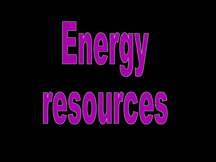 09 10 Energy Sources Carol