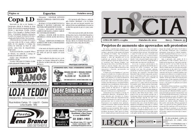 Jornal LD&Cia Edição 55