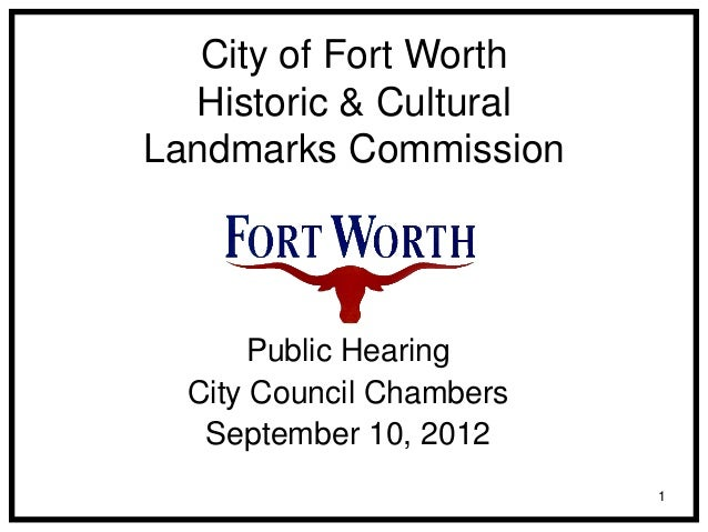 Hclc meeting for City of fort worth public swimming pools