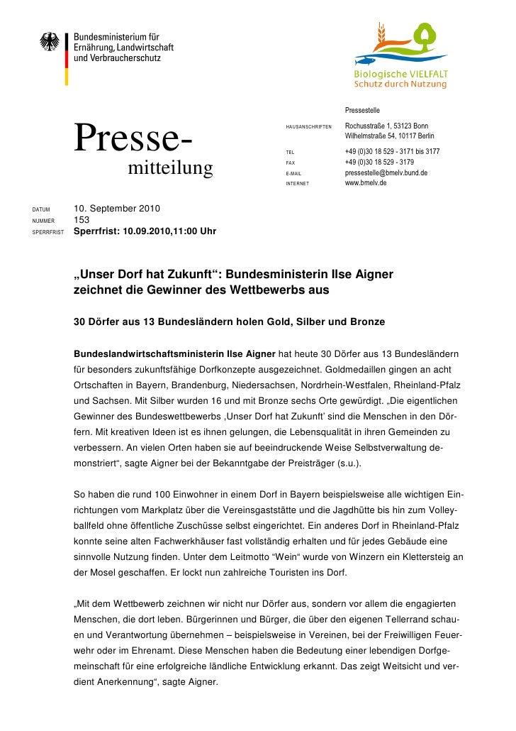 Pressestelle             Presse-                                                               HAUSANSCHRIFTEN   Rochusstr...