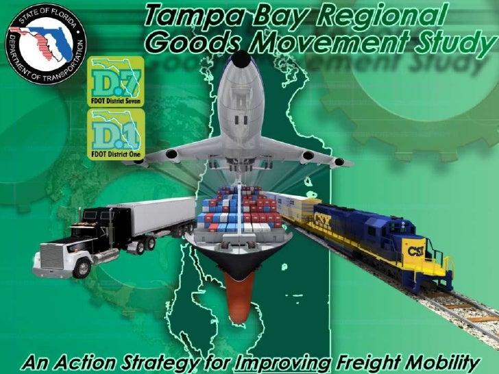 9/9 FRI 2:45 | Tampa Bay Regional Strategic Freight Plan