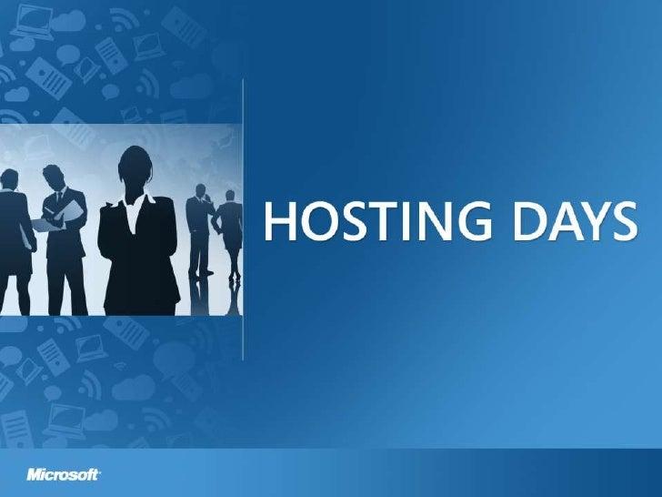 Maciej Kobiałko - Microsoft - Hyper-V jako rozwiązanie dedykowane dla firm hostingowych