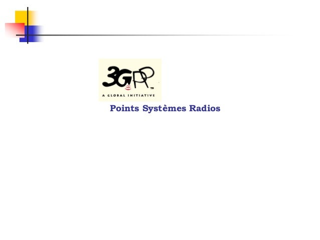 Points Systèmes Radios