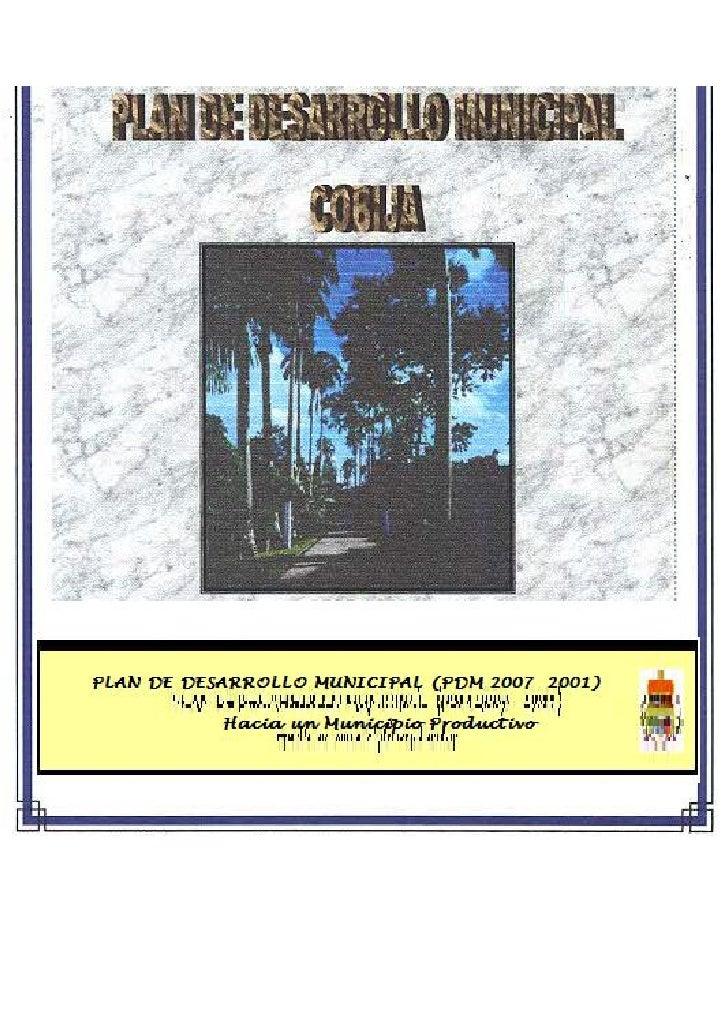 PDM Cobija