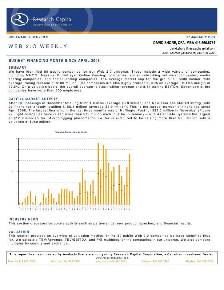09 01 27 Web 2.0 Weekly
