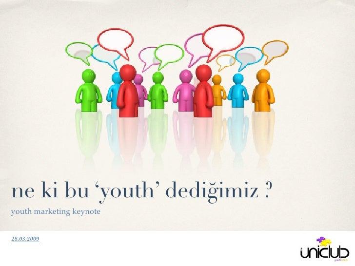 090214 Youthmarketing Egitimi