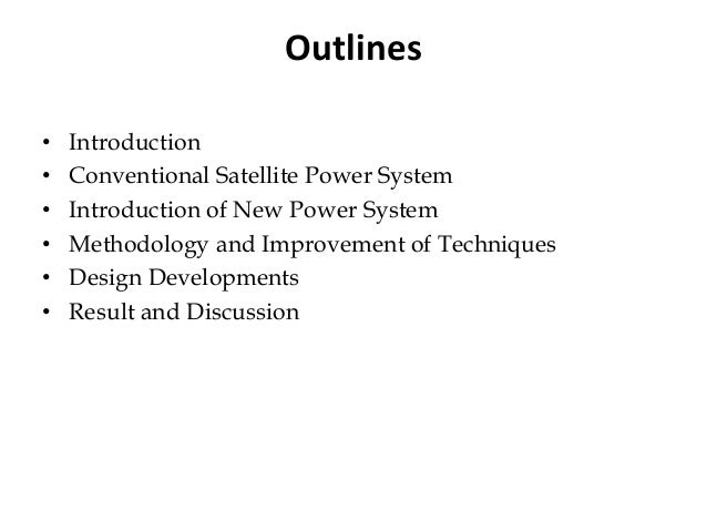 Solar Satellite Power System Satellite Power System