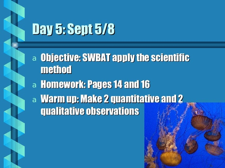 09.05 D5 Sci Method And Song