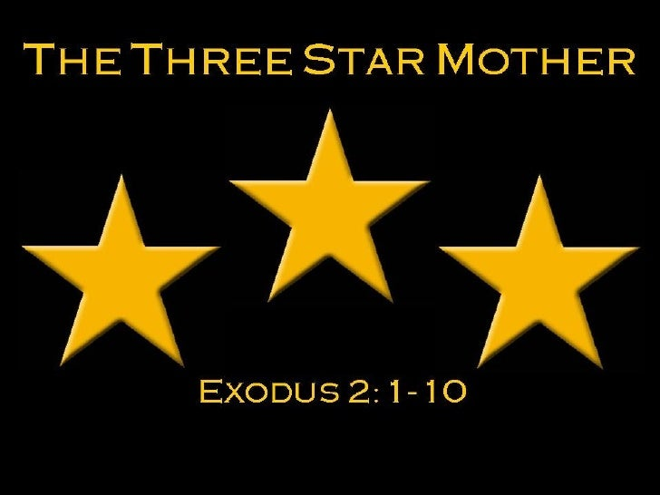 090510 The Three Star Mother