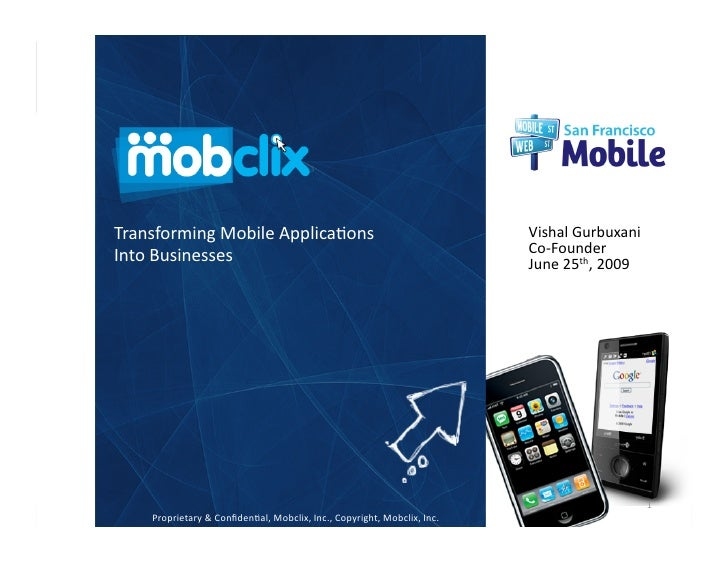 Mobclix Sfmobile
