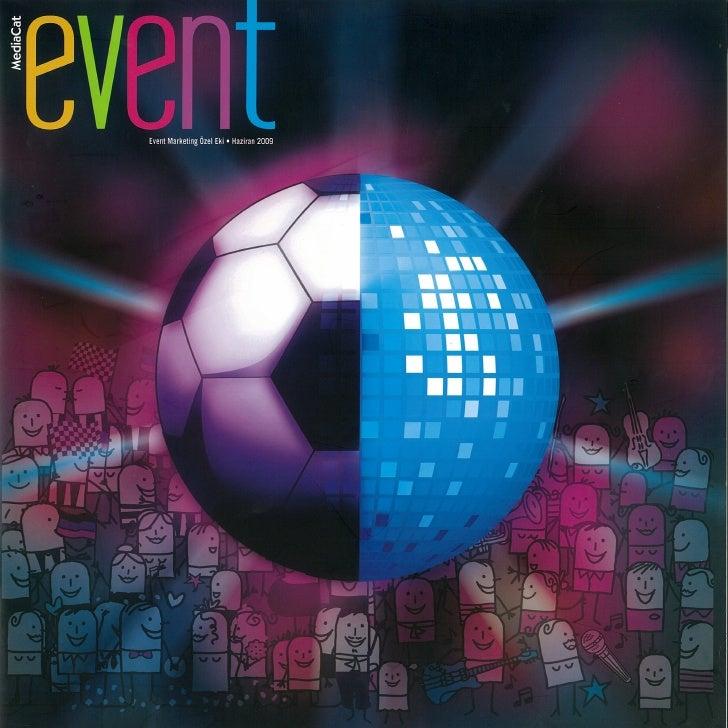 MediaCat dergisi, Event Marketing eki 2009/06