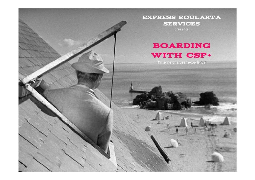Express Roularta                              Services                                       présente                     ...