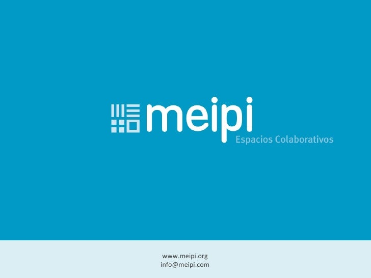Presentación de Meipi