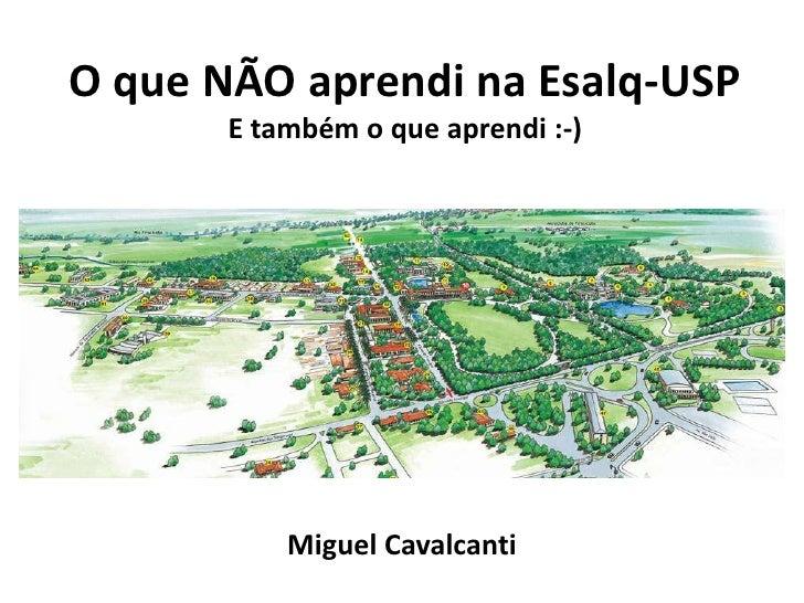 090824 Palestra Miguel Esalq Usp Aula Convite Paulo Machado V Final