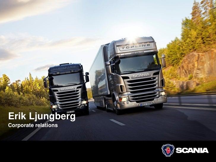 Scania - La nueva Serie R