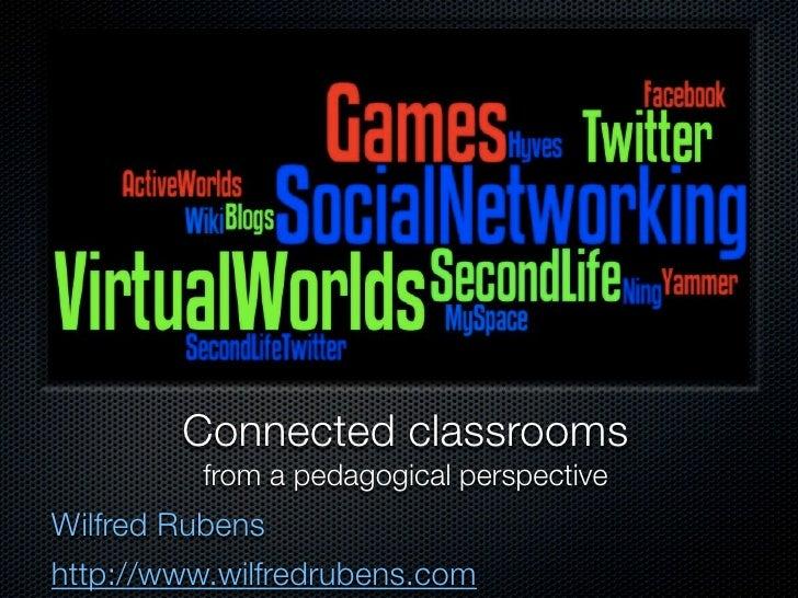 090912 (Wr) V1 Connected Classrooms Pecha Kucha